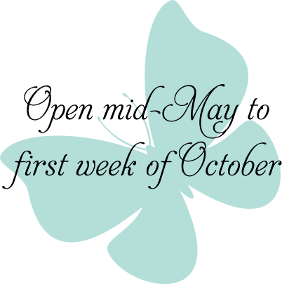 Open mid May to first week of October